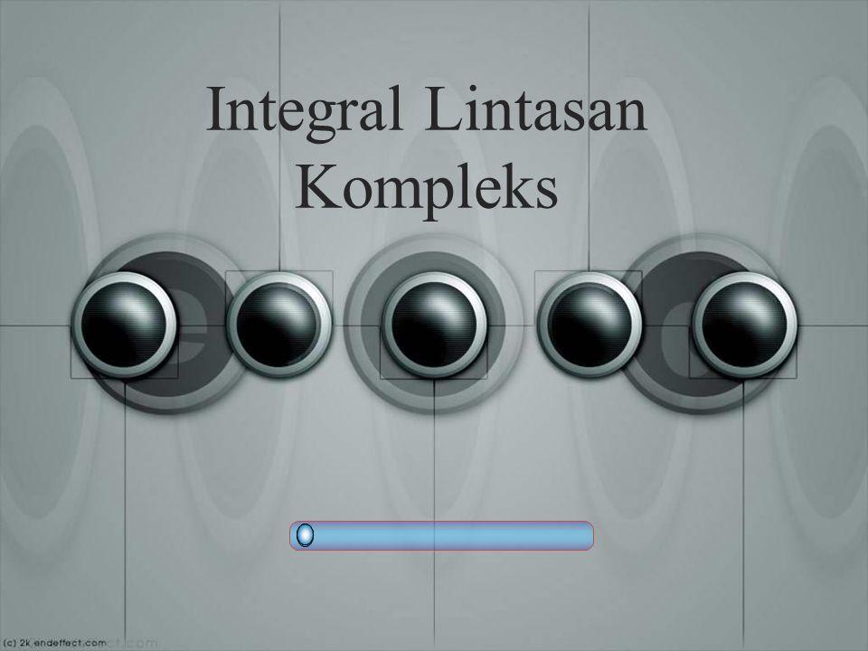 Integral Lintasan Kompleks