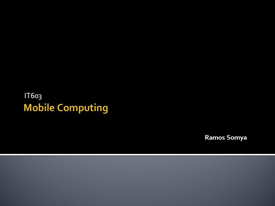  Mahasiswa mampu memahami konsep dan penerapan komputasi mobile dan aplikasinya.