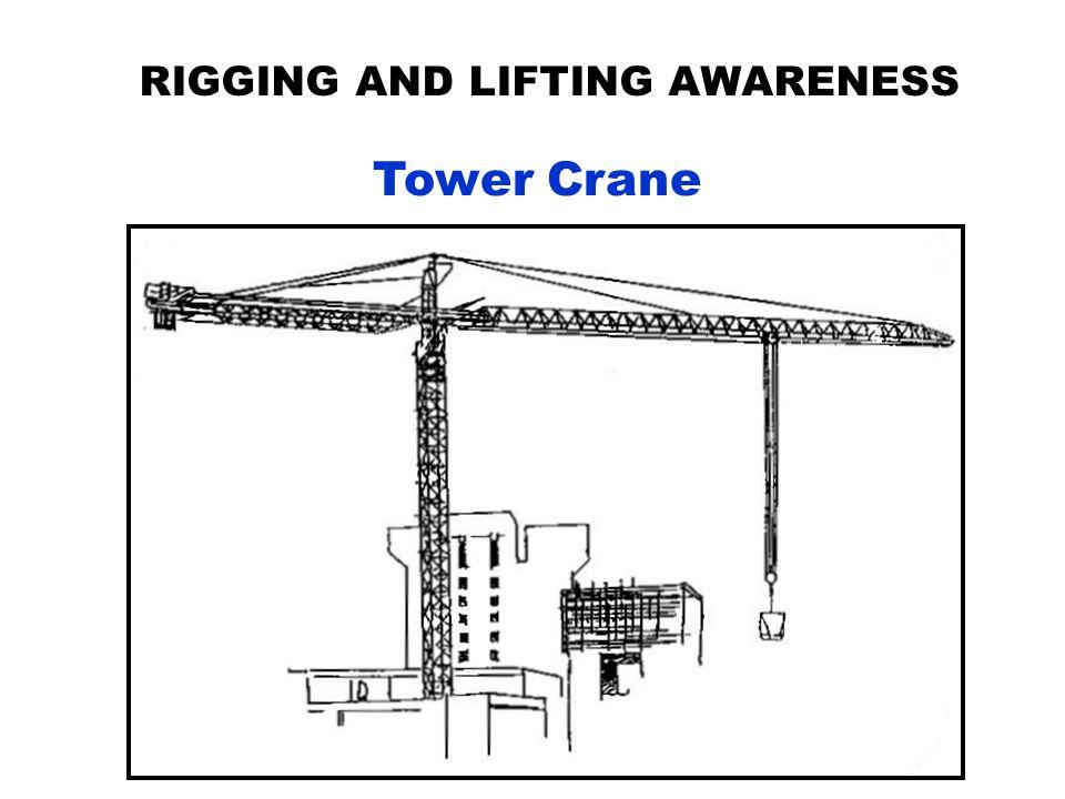 RIGGING AND LIFTING AWARENESS Tower Crane