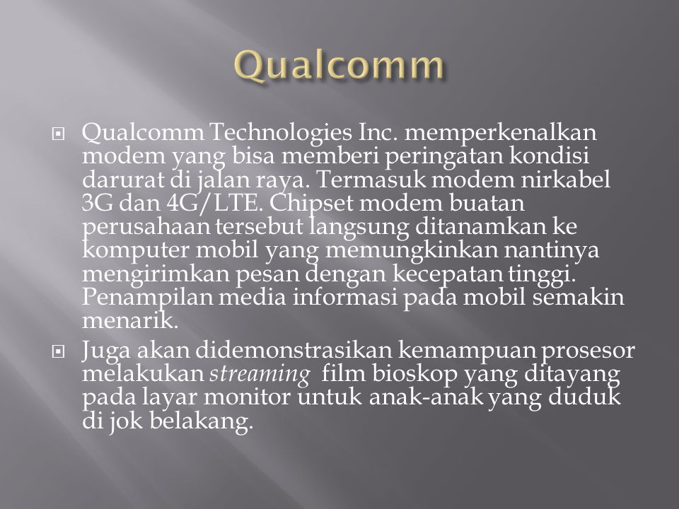  Qualcomm Technologies Inc.