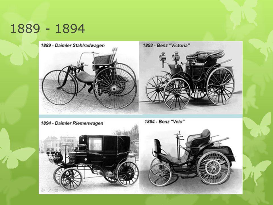 1889 - 1894