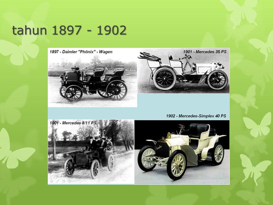 tahun 1897 - 1902