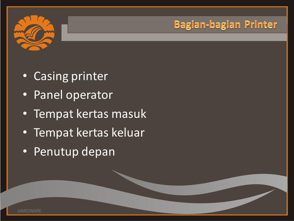 Printer Impect (Hammer) Printer Laser Jet Printer Inkjet Printer Inkjet Printer Multifungsi Printer Multifungsi Dye Sublimation.