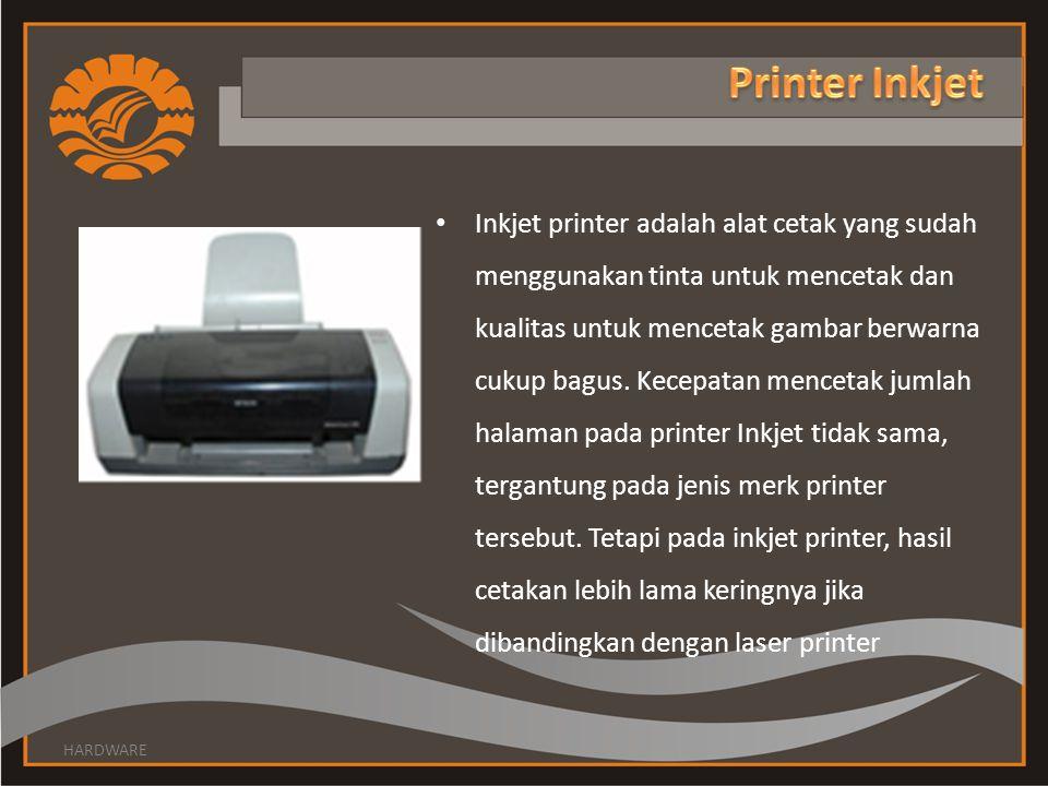 Adalah Jenis printer yang memiliki berbagi fungsi lainnya, misalnya memiliki kemampuan sebagai mesin fotocopy, berfungsi sebagai scanner, dan bahkan kadang – kadang sebagai mesin fax.