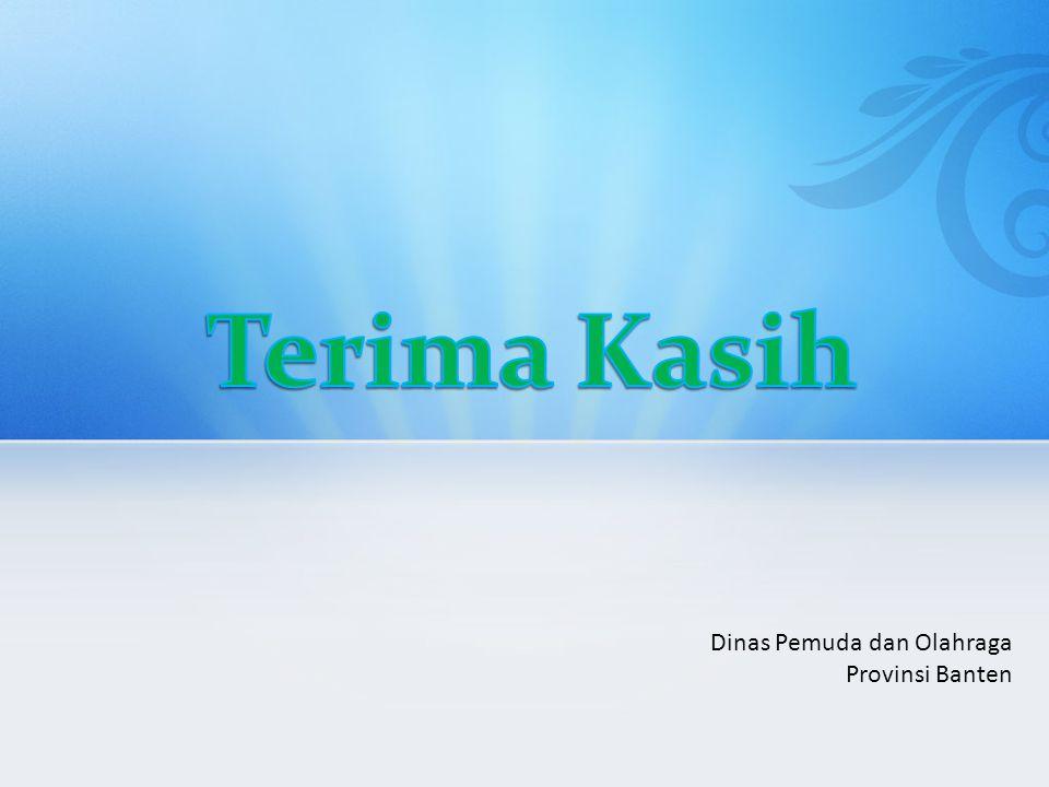 Dinas Pemuda dan Olahraga Provinsi Banten