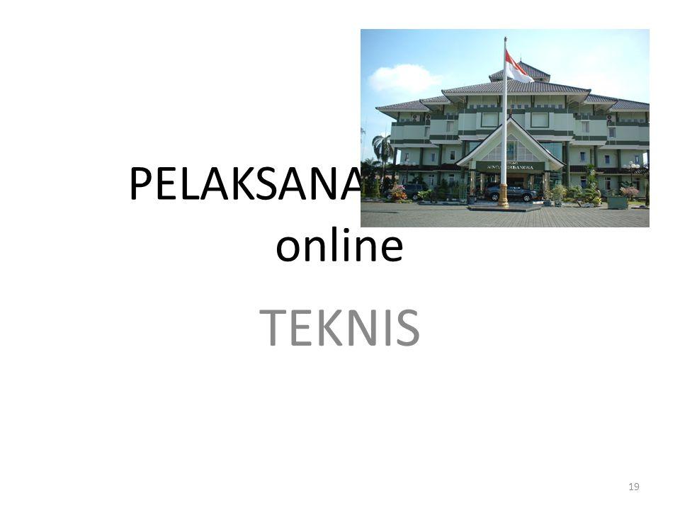 PELAKSANAAN ppdb online TEKNIS 19