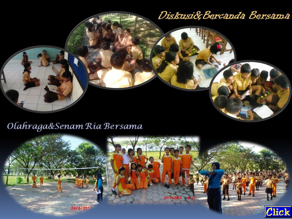 Belajar Bersama Mengerjakan Ulangan Bersama