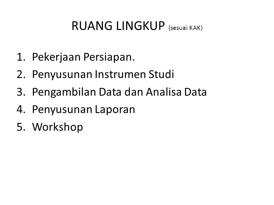 Kementerian Riset dan Teknologi Republik Indonesia ( www.ristek.go.id ) Alamat : Gedung II BPP Teknologi Lt.
