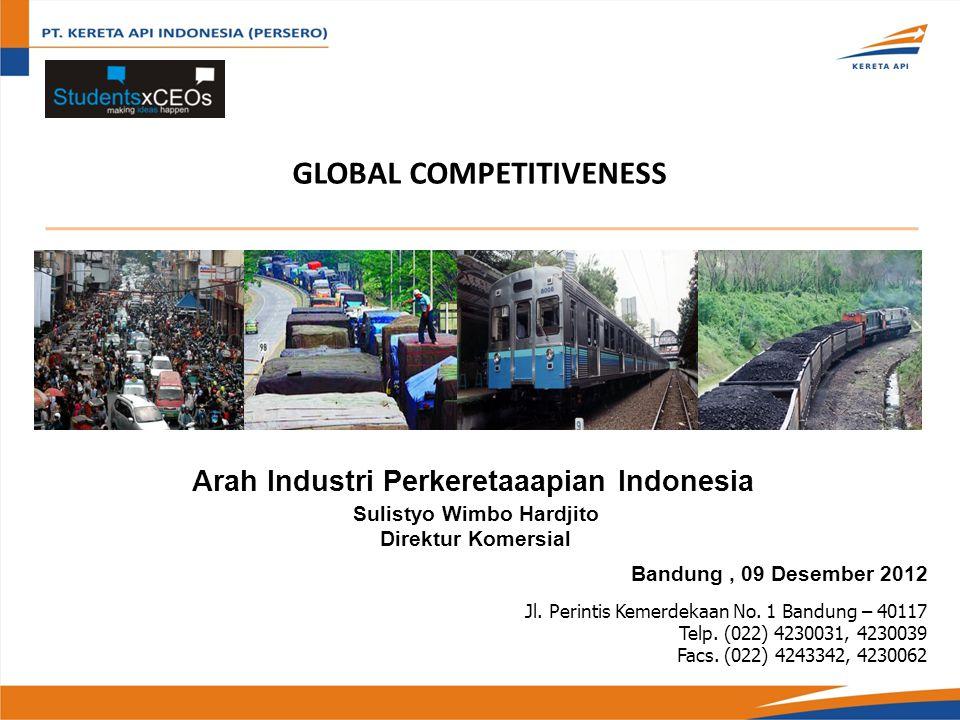 Bandung, 09 Desember 2012 Jl.Perintis Kemerdekaan No.