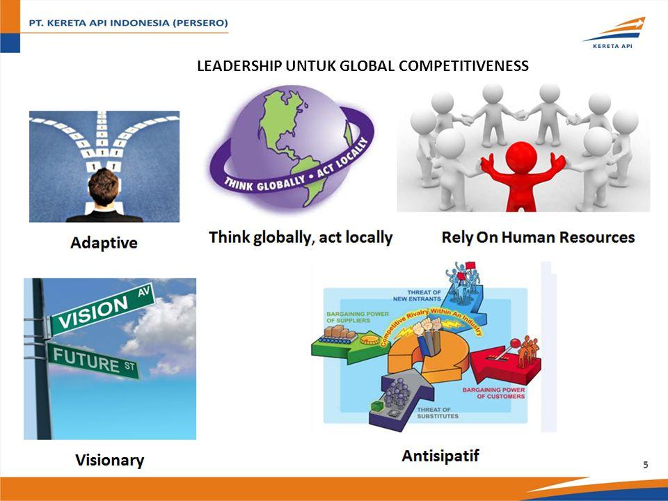LEADERSHIP UNTUK GLOBAL COMPETITIVENESS 5