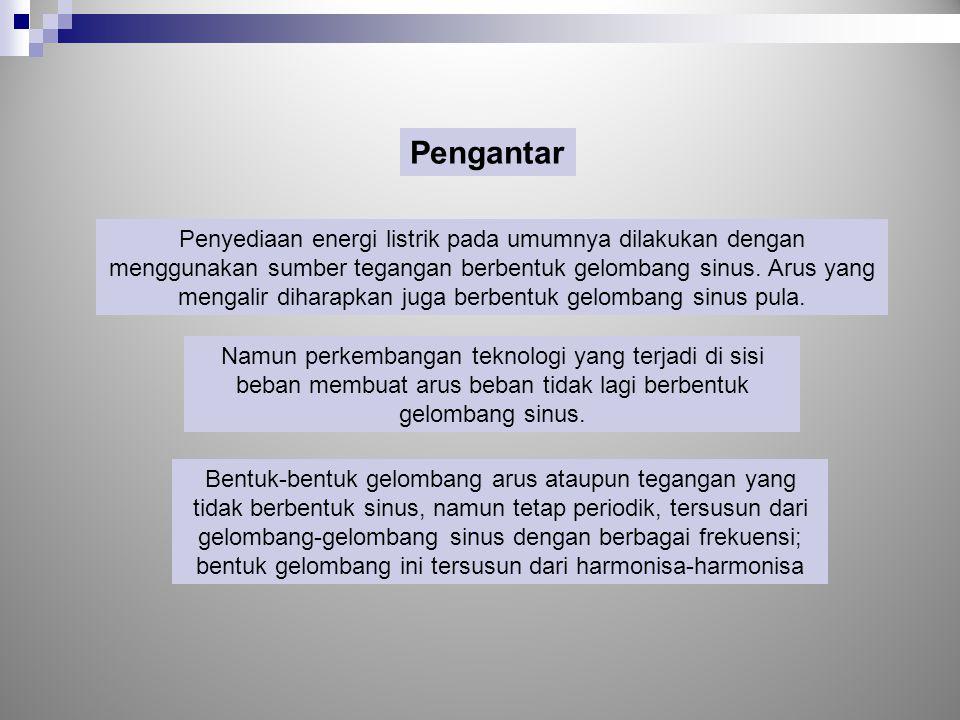 Course Ware Analisis Harmonisa Sinyal Nonsinus Sudaryatno Sudirham