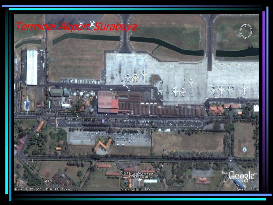 Terminal Airport Surabaya