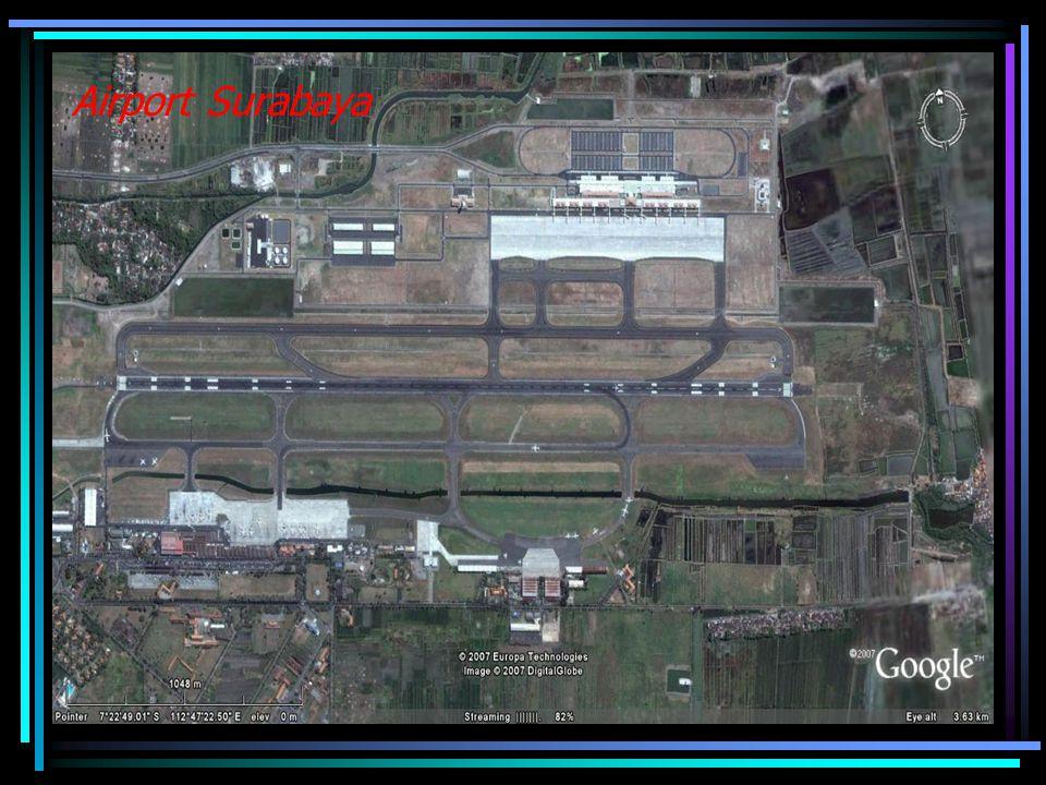 Runway dua jalur dapat menampung lalu lintas paling sedikit 70 persen lebih dari runway tunggal dalam kondisi VFR dan kira 60 persen lebih banyak dari runway tunggal dalm kondisi IFR.