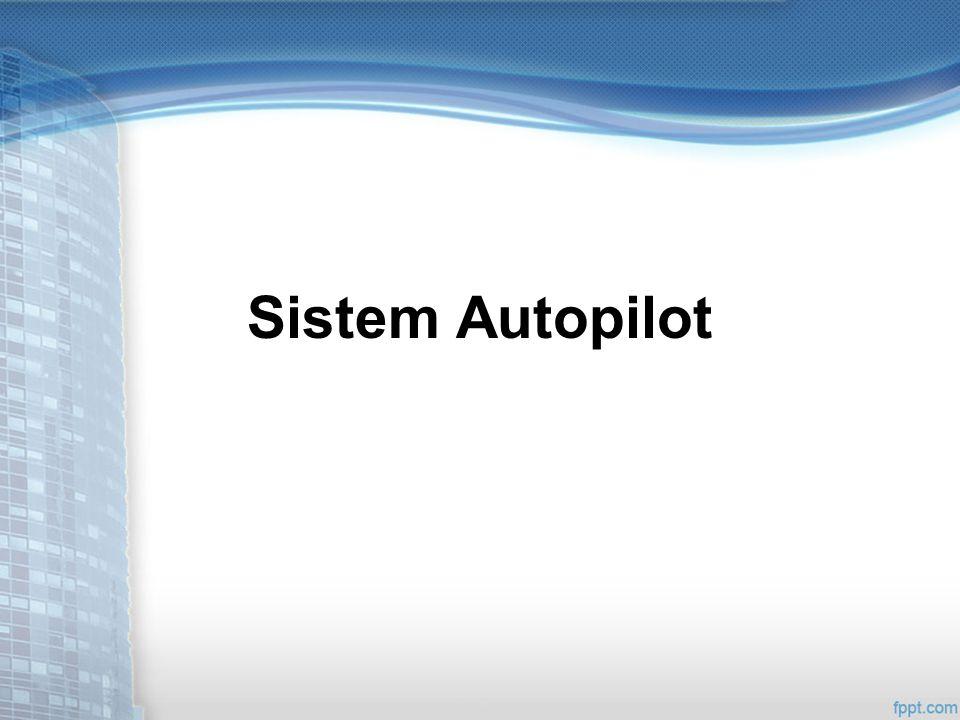 Sistem Autopilot