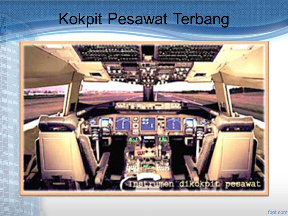 Kokpit Pesawat Terbang