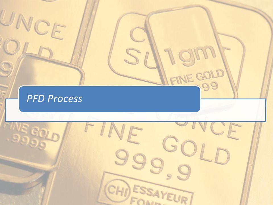 PFD Process