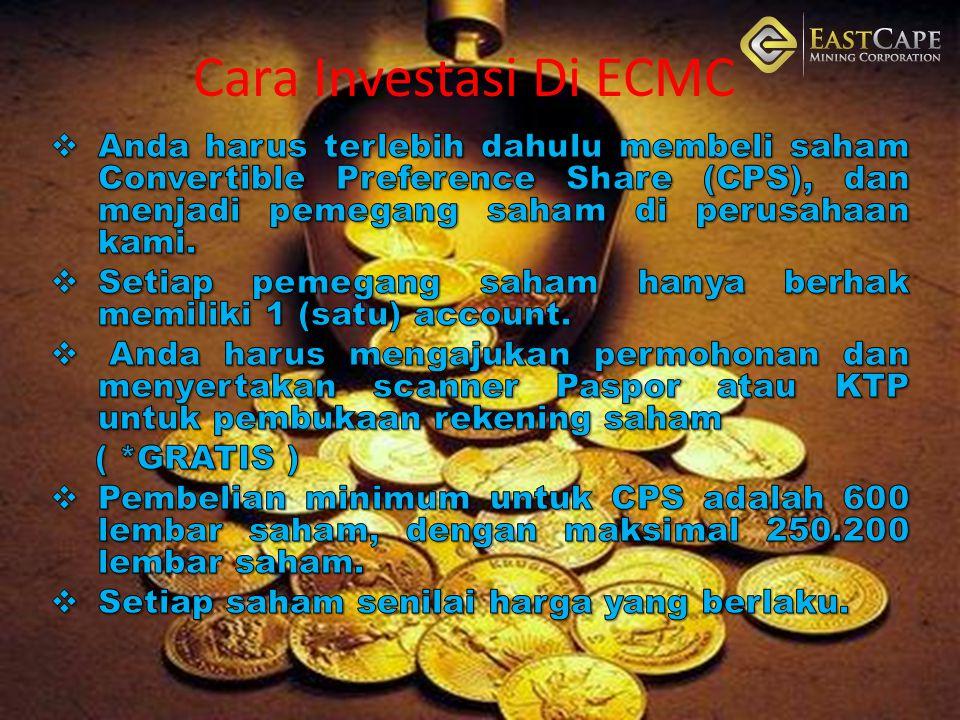Cara Investasi Di ECMC