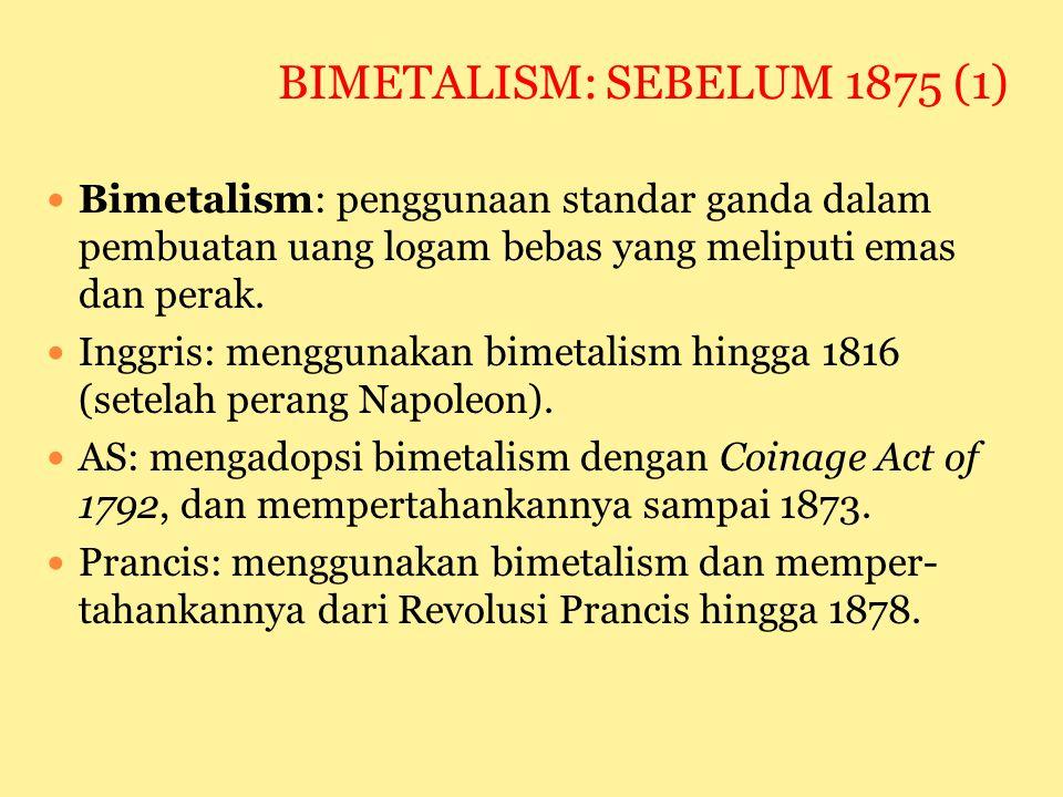 BIMETALISM