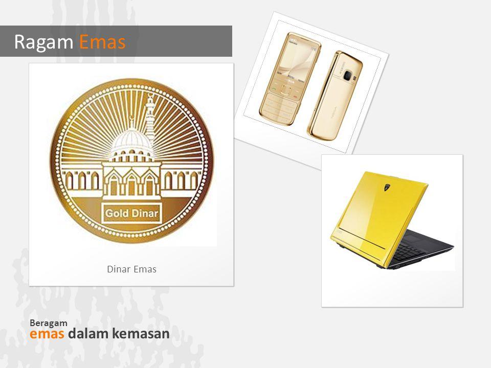 Cara Konvensional Harga emas + Rp 420.000/gram* Beli 1 kg emas, modal Rp 420 juta Kemudian simpan di bawah kasur Mudah-mudahan tidak hilang...