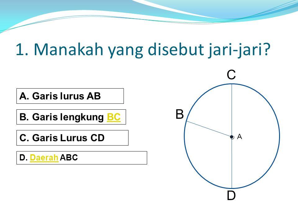 LATIHAN SOAL SOAL : 1 SOAL : 3 SOAL : 4 MENU UTAMA SELESAI SOAL : 2