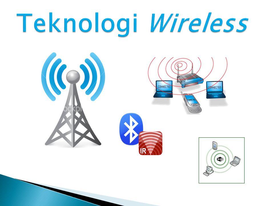 1.1Teknologi Wireless