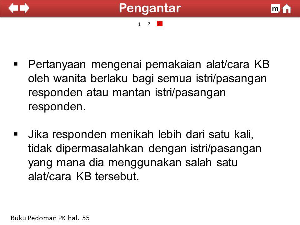 100% SDKI 2012 Implan/Susuk KB m Buku Pedoman PK hal. 58 Tampak dari depan dan belakang