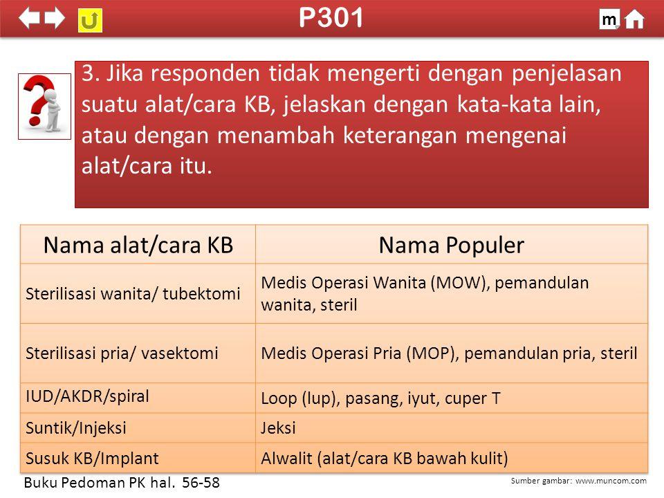 100% P301 m Sumber gambar: www.muncom.com Lanjutan Buku Pedoman PK hal. 58-60