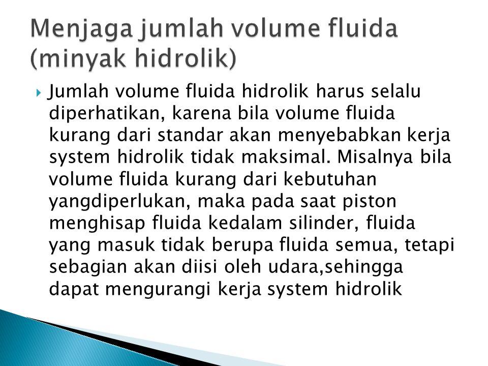  Untuk unit-unit Komatsu, sistem hidroliknya banyak memakai jenis external gear pump ini.
