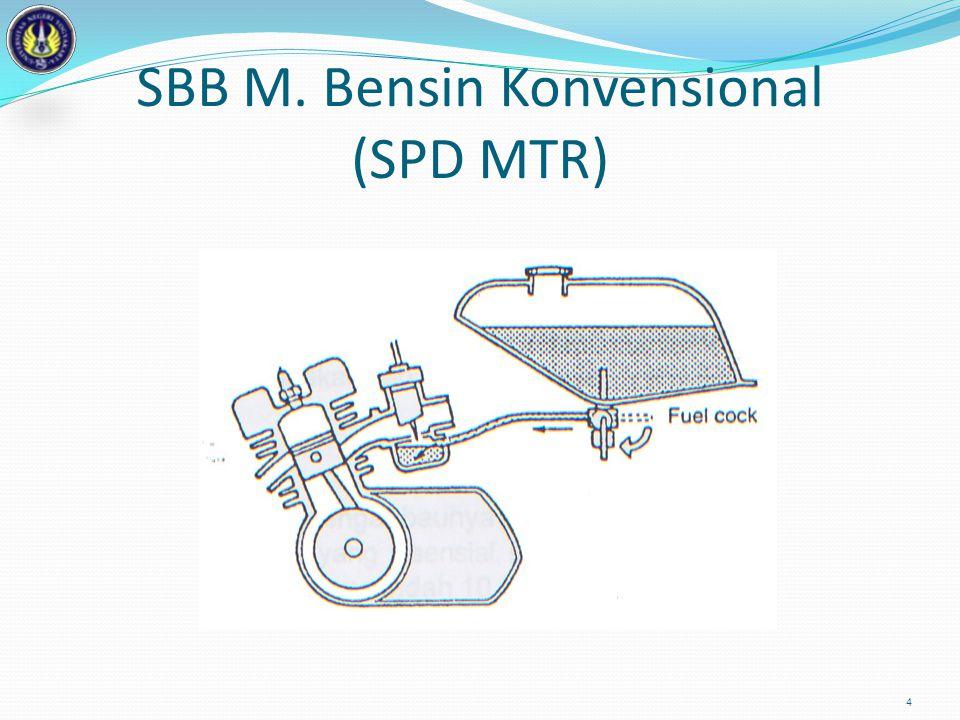 SBB M. Bensin Konvensional (SPD MTR) 4