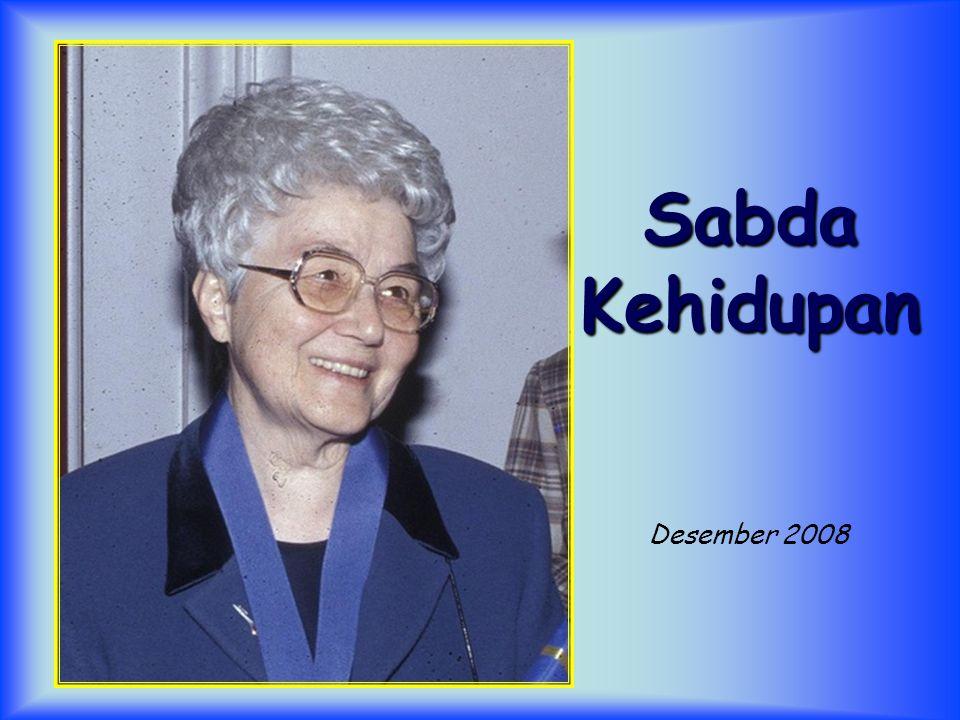 SabdaKehidupan Desember 2008
