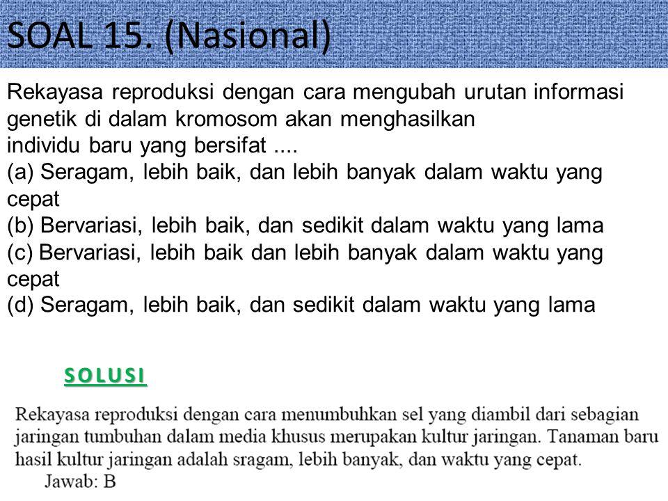 SOAL 15.