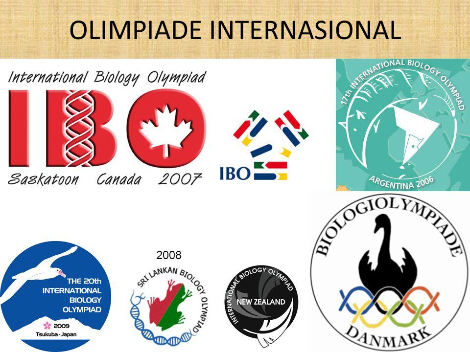 OLIMPIADE INTERNASIONAL 2008