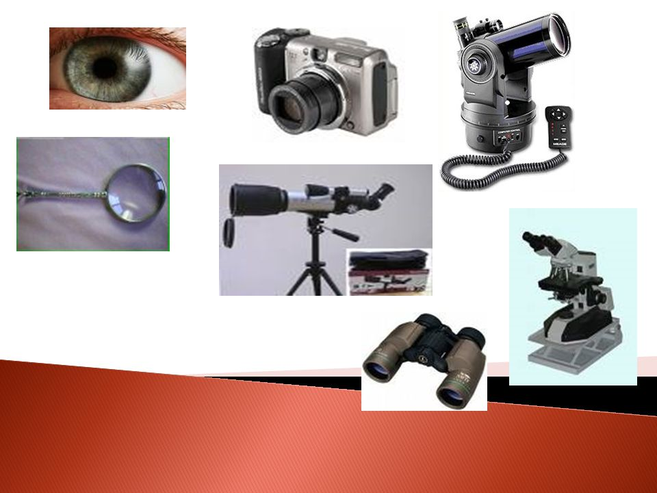 Lensa okuler Pengatur Jarak/ fokus Lensa obyektif Meja preparat Cermin cekung Mikroskop adalah alat optik yang digunakan untuk melihat benda-benda mikroskopis (sangat kecil) Mikroskop menggunakan dua buah lensa cembung, yaitu lensa okuler dan lensa objektif..i..