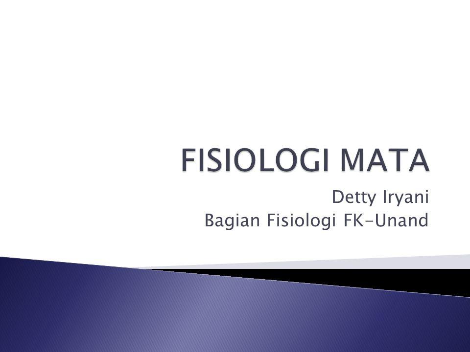 Detty Iryani Bagian Fisiologi FK-Unand