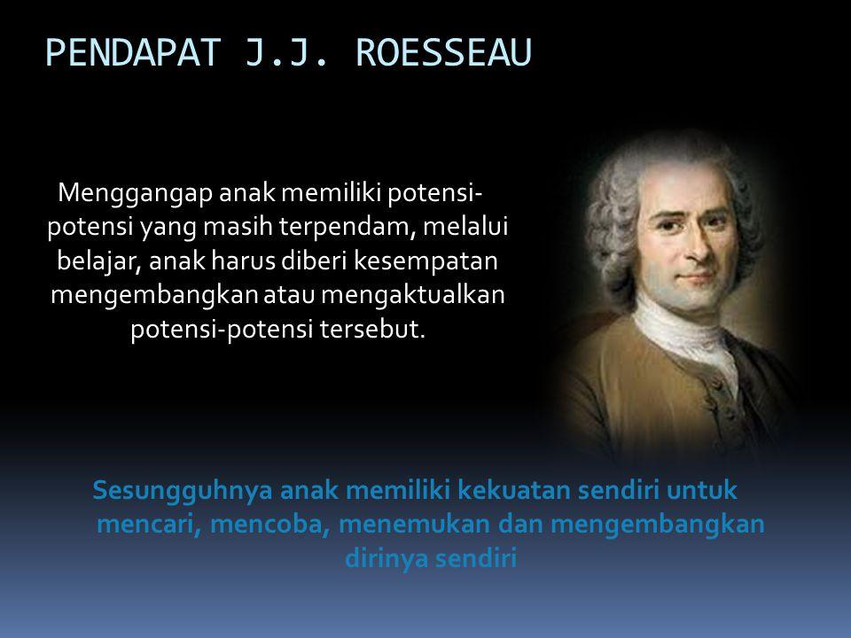 PENDAPAT J.J.