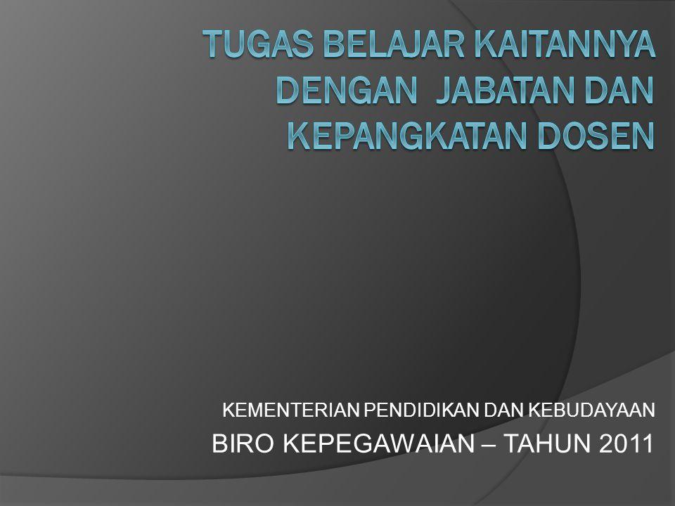 2.PENYELENGGARA TUBEL : □ Perguruan tinggi yang diselenggara- kan oleh pemerintah □Perguruan tinggi yang diselenggara- kan oleh masyarakat □Akreditasi PT dimaksud minimal B baik institusinya maupun prodi yang diselenggarakan □Perguruan tinggi di luar negeri yang diakui oleh negara yang bersangkut- an dan Pemerintah Indonesia