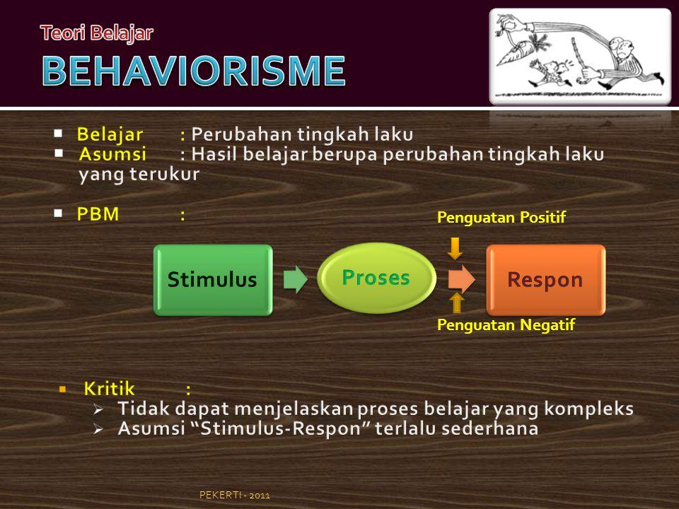 4 Penguatan Positif Penguatan Negatif