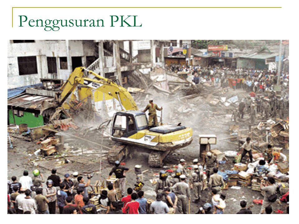 Penggusuran PKL