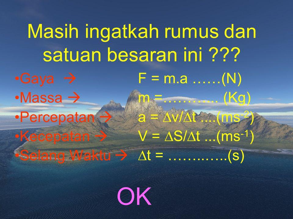 Pembahasan Diketahui : m b = 500 gr.= 0,5 kg. V b = 0 m/s V b .