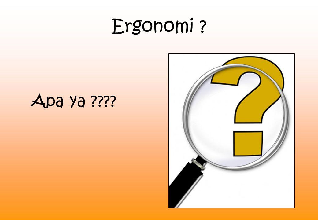 H e H e M H = Human = Machine M = Environment e Simple Ergosystems
