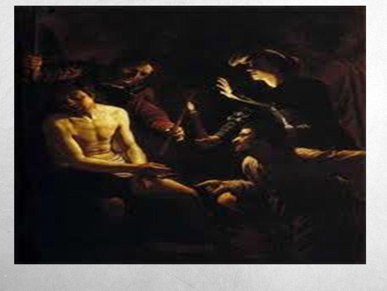  Pengadilan Yesus adalah simbol keriuhan kuasa dosa yang bersifat MERUSAK DAN MEMALUKAN.