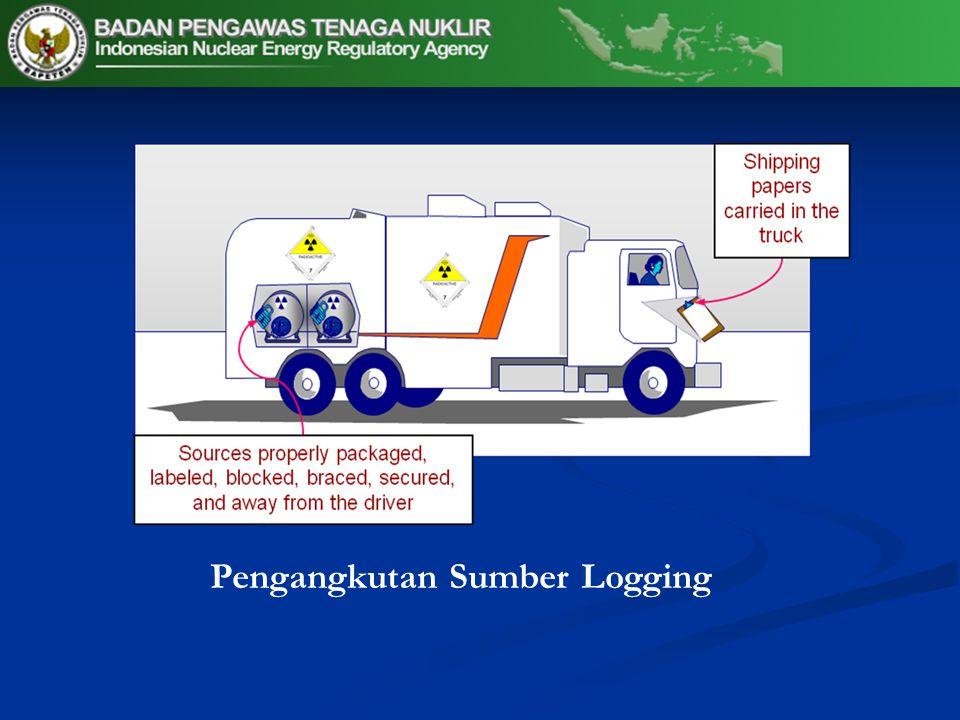 Pengangkutan Sumber Logging