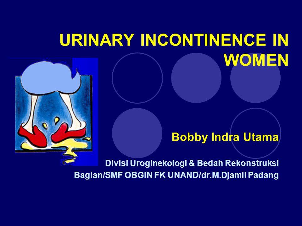 DEFINISI : Retensio urin : tidak adanya proses berkemih spontan 6 jam setelah kateter menetap dilepaskan, atau dapat berkemih spontan dengan urin sisa > 200ml (kasus Obstetri) dan urin sisa > 100ml (kasus Ginekologi) RETENSIO URIN