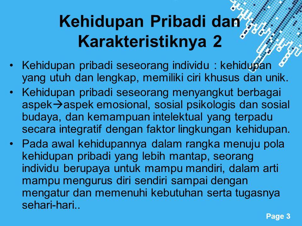 Powerpoint Templates Page 24 Implikasi Tugas-Tugas Perkembangan Remaja dalam Penyelenggaraan Pendidikan Pendidikan yang berlaku di Indonesia, baik pendidikan yang diselenggarakan di dalam sekolah maupun di luar sekolah, pada umumnya diselenggarakan dalam bentuk klasikal.