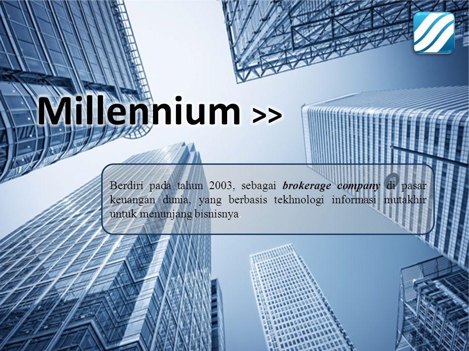 Merupakan perusahaan pialang berjangka terbesar dan terpercaya di Indonesia, dengan skala Internasional.