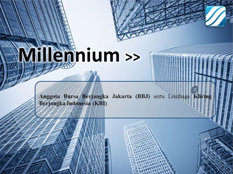 Anggota Bursa Berjangka Jakarta (BBJ) serta Lembaga Kliring Berjangka Indonesia (KBI)