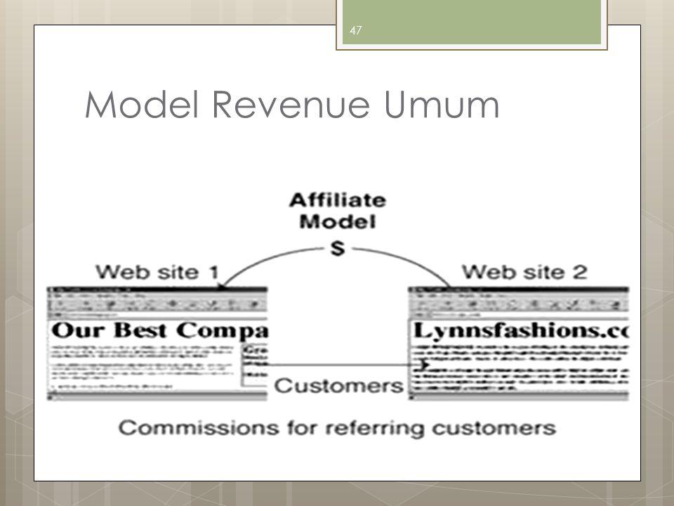 47 Model Revenue Umum