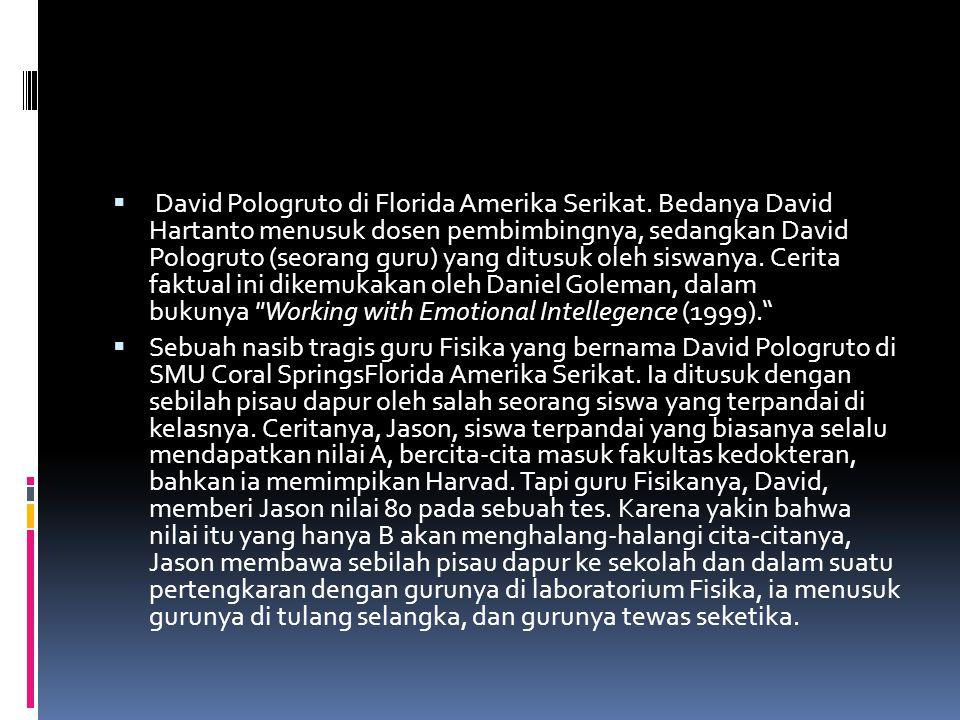  David Pologruto di Florida Amerika Serikat.