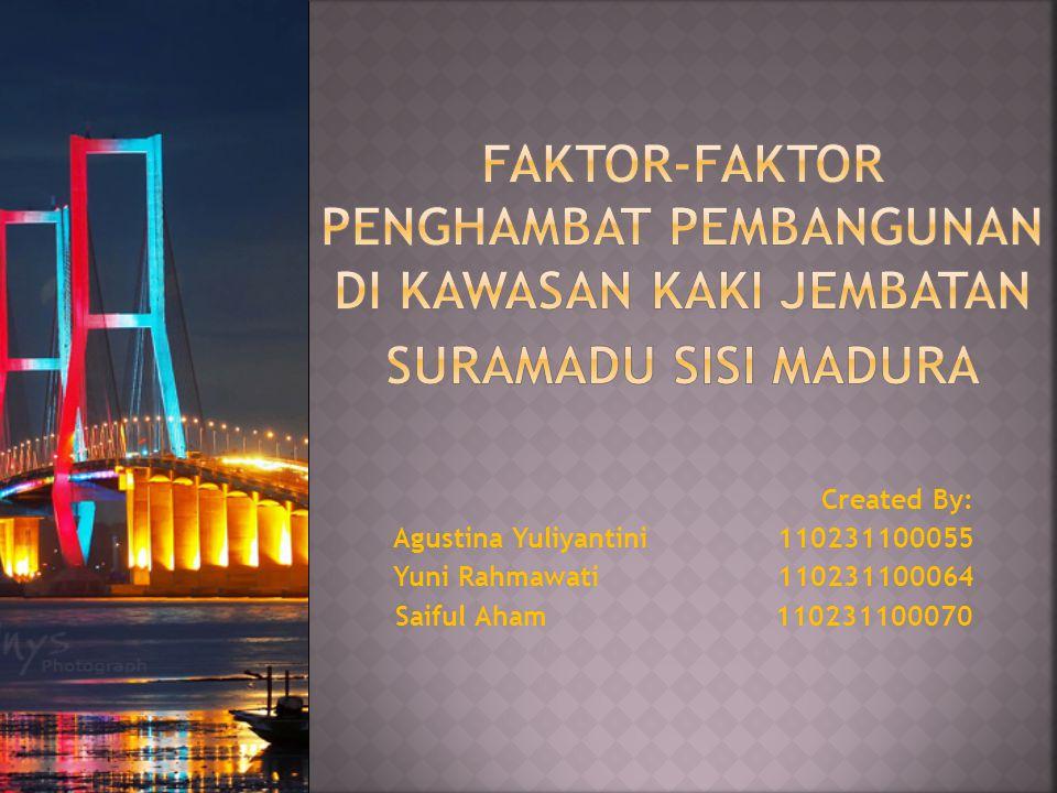 Created By: Agustina Yuliyantini 110231100055 Yuni Rahmawati 110231100064 Saiful Aham 110231100070
