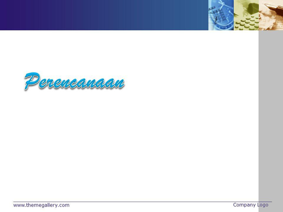 PERENCANAAN & PENGANGGARAN www.themegallery.com Company Logo